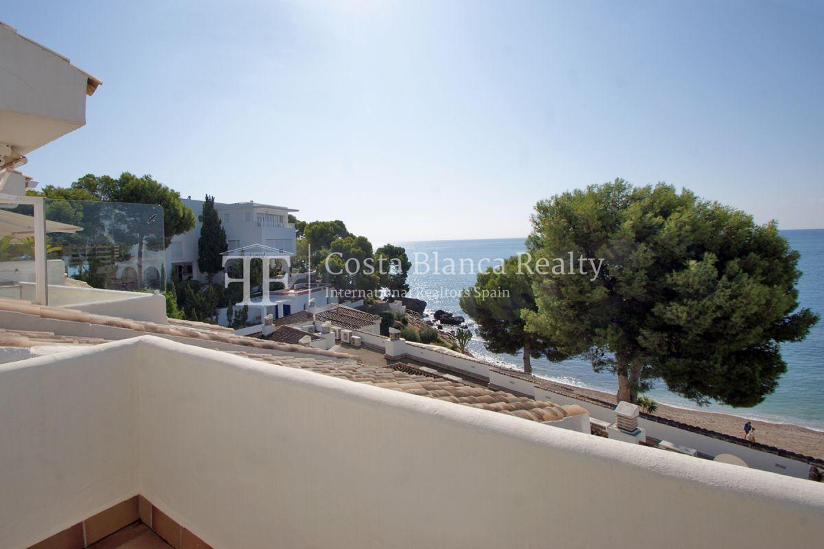 Beautiful duplex penthouse apartment in Cap Negret with unobstructed sea views - 3 - CHFi832