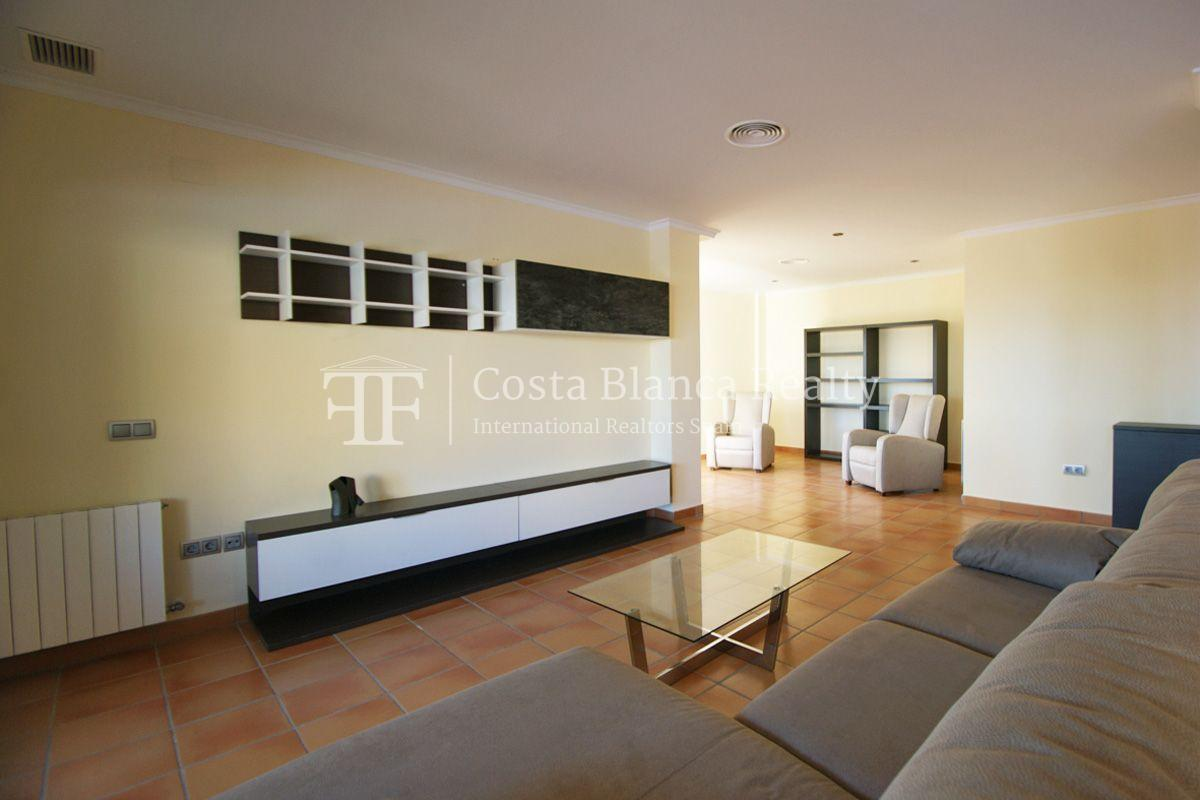 Very nice one level property with unobstructable sea view in Calpe - 7 - CHFi543