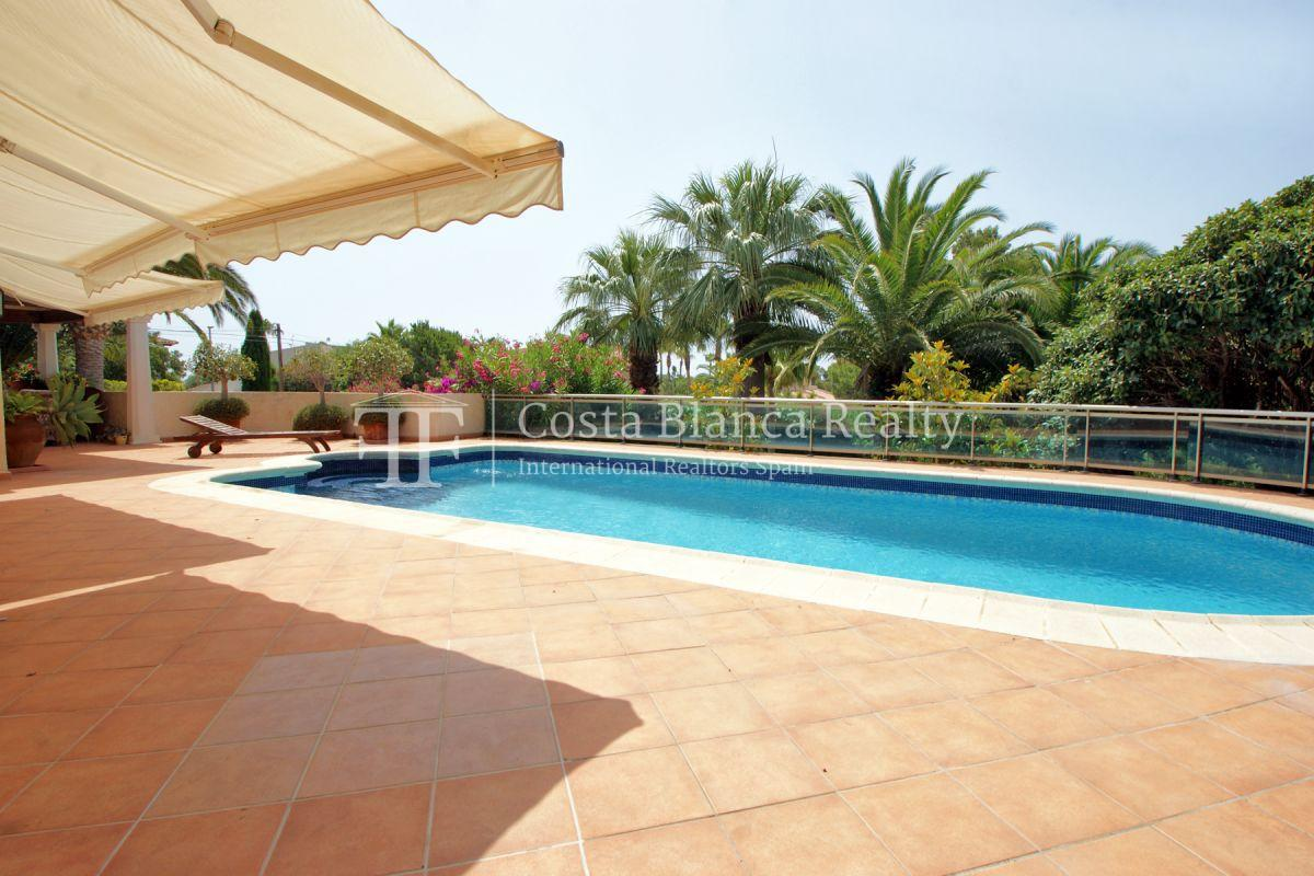 Magnificent luxury villa with extra building plot in the Sierra de Altea for sale - 4 - CHFi826
