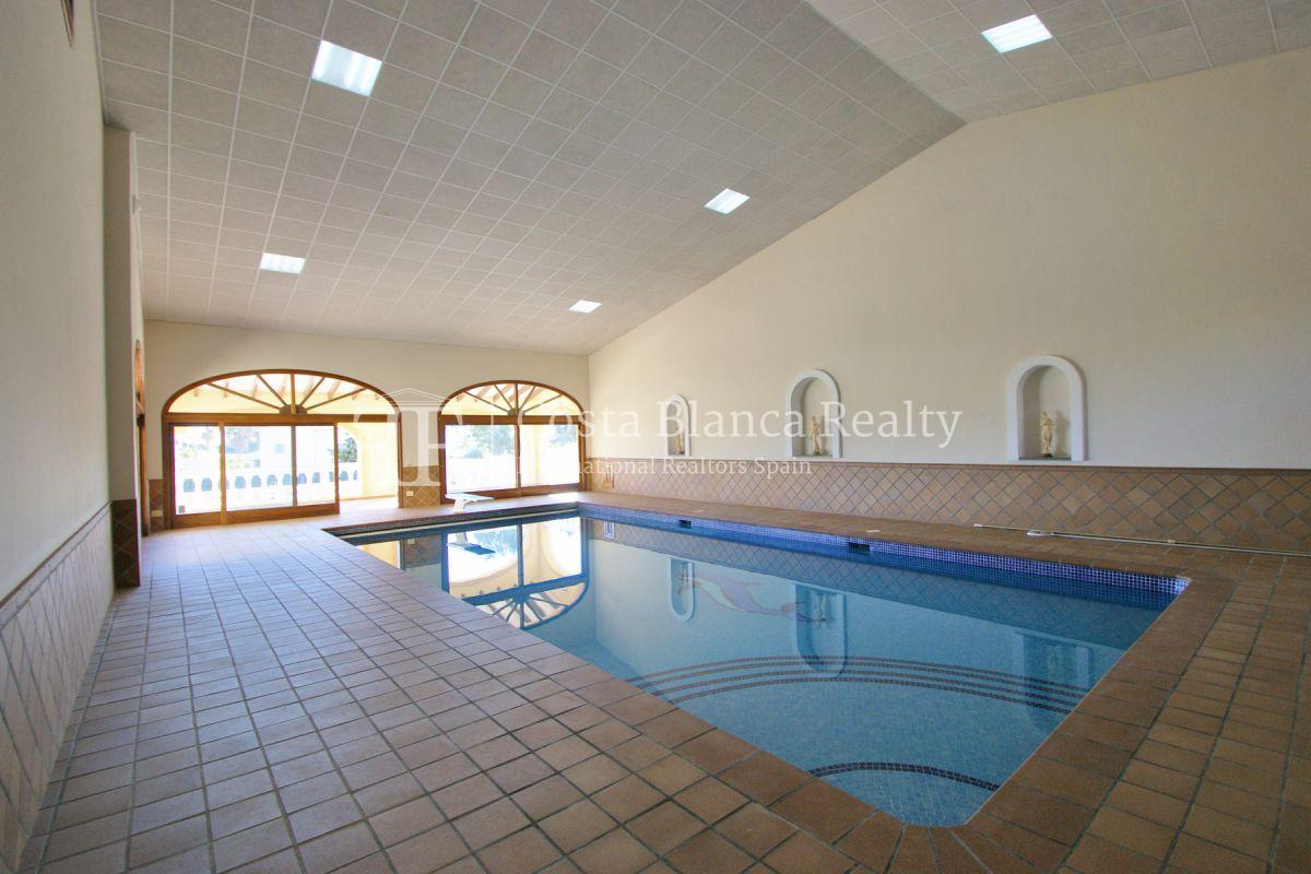 Very Large villa in calpe for sale with partly sea views - 45 - CHFi789