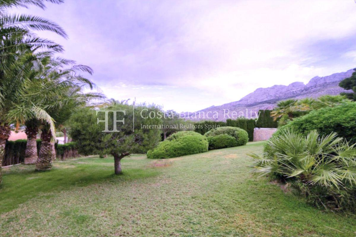 Impressive villa in the Sierra de Altea with 360º panoramic sea views - 32 - CHFi762