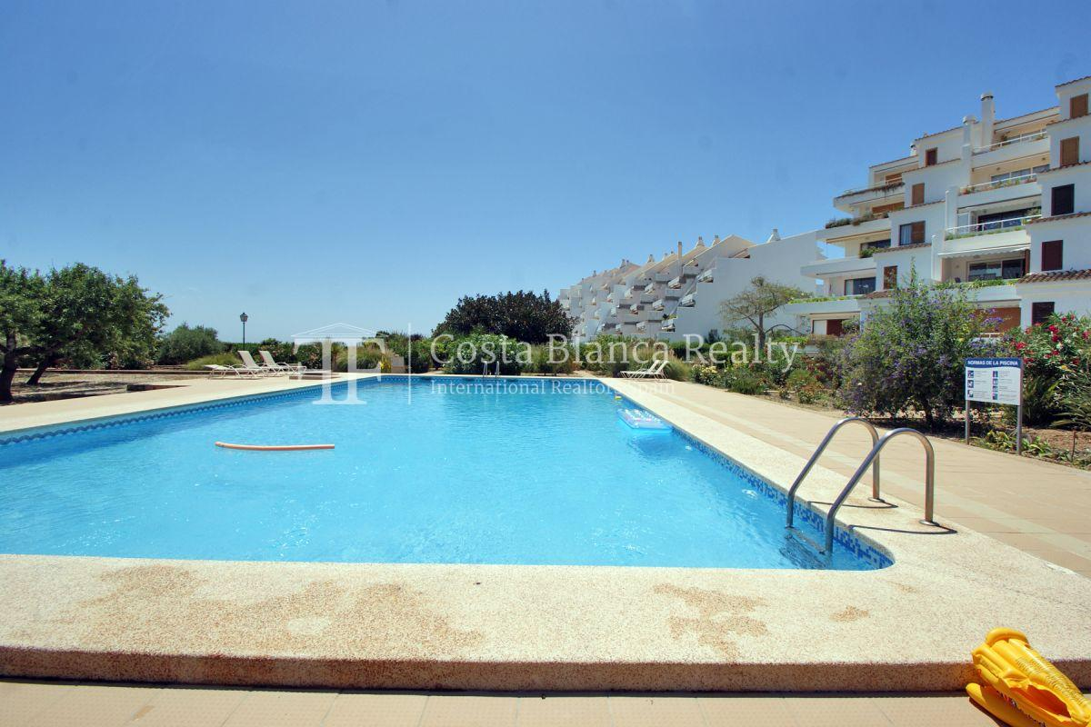 Apartment on the seafront in the center of Altea (with access to Playa Espigo) - 21 - CHFi824