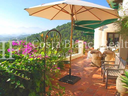 Cozy house with panoramic views of the sea, Sierra de Altea Golf - 6 - JOFi150