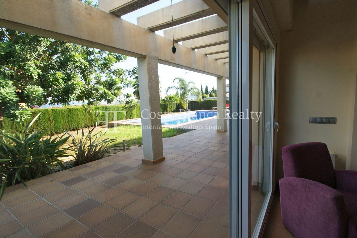 Very nice one level property with unobstructable sea view in Calpe - 20 - CHFi543