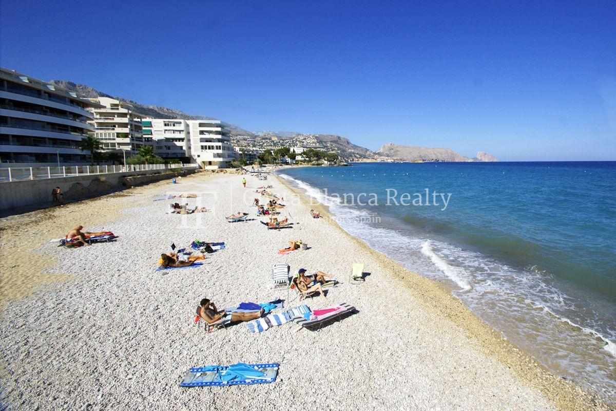 Fantastic Flat in first line to the wonderful Beach of la Olla, Altea, Bahia Blanca - 16 - CHFi3238
