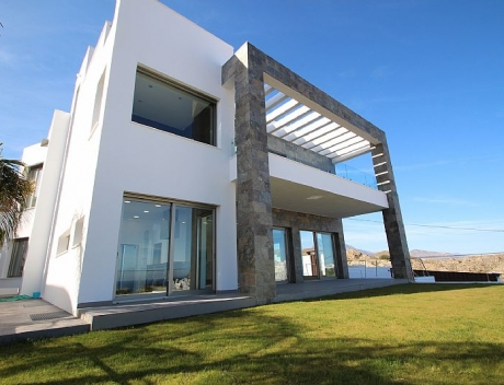 CHFi272: New build Villa in sought after area with coast and sea views, El Campello - Main