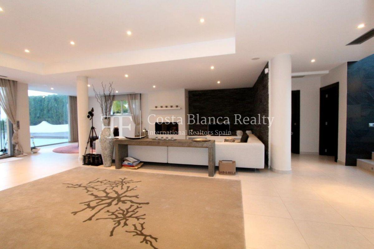 Luxury newly built villa at first line for sale, Calpe, El Tossal, Spain - 7 - CHFi512