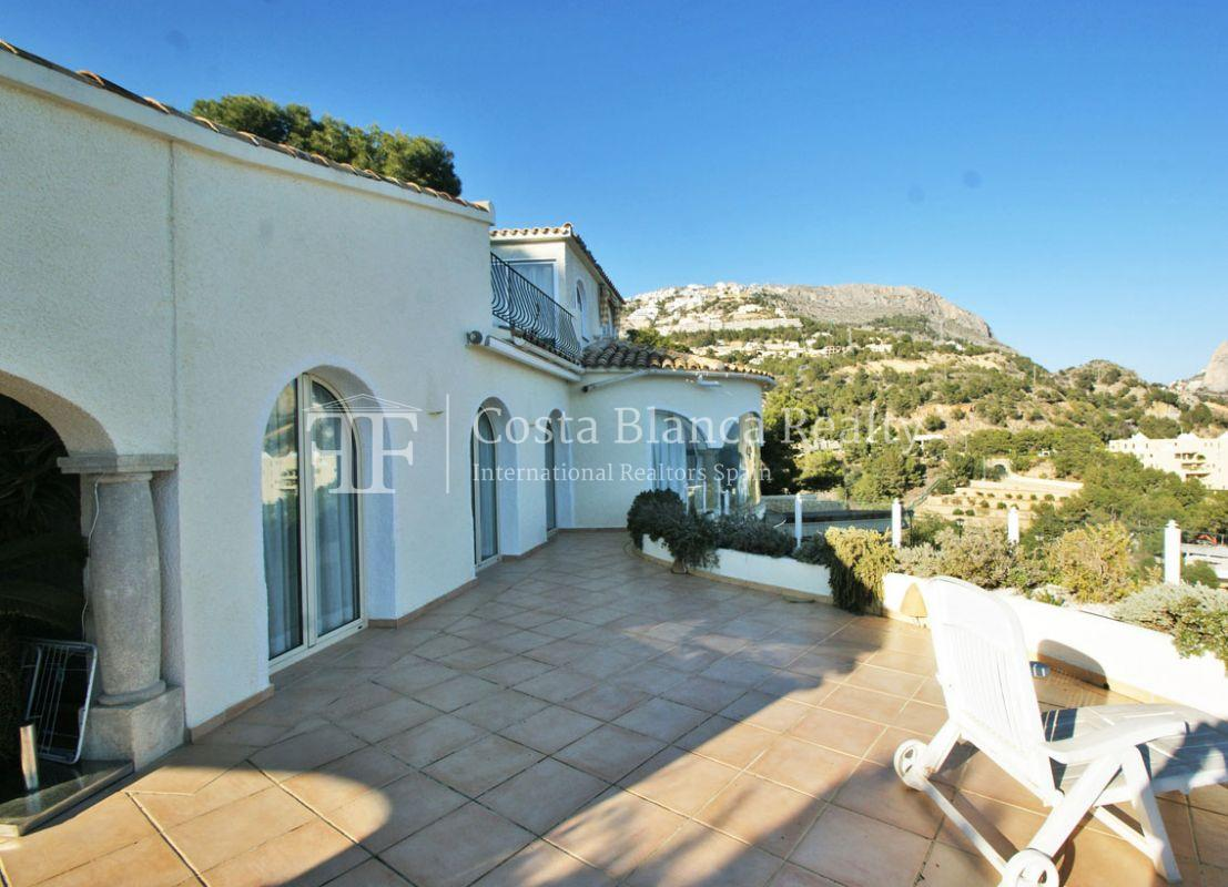 Great house with panoramic sea views for sale, Altea, Mascarat - 27 -  CHFi488