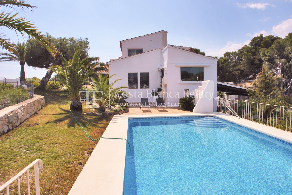House for sale at first line in Moraira - 3 - CHFi780
