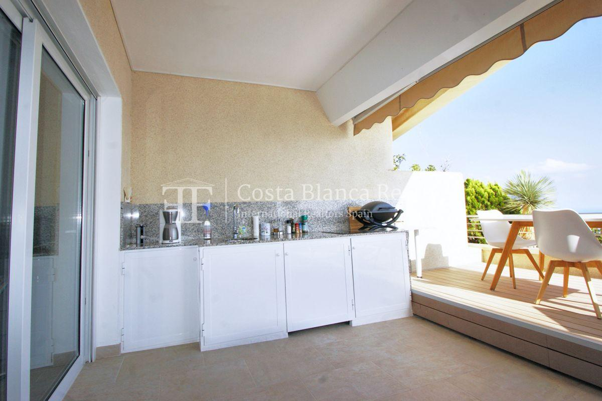 Modern apartment in Altea Hills with panoramic sea views for sale - 29 - CHFi756