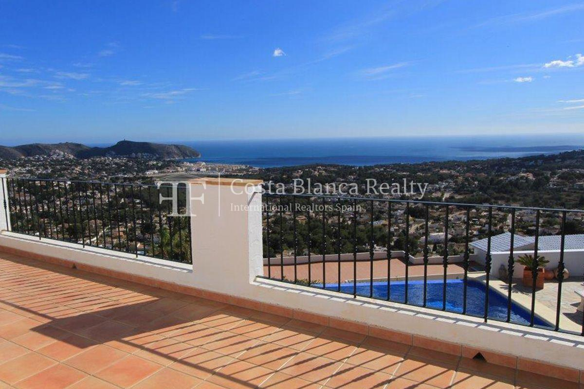 Dream villa with panoramic views over the Sea and the Mountains, Benimeit - 11 - CHFi422
