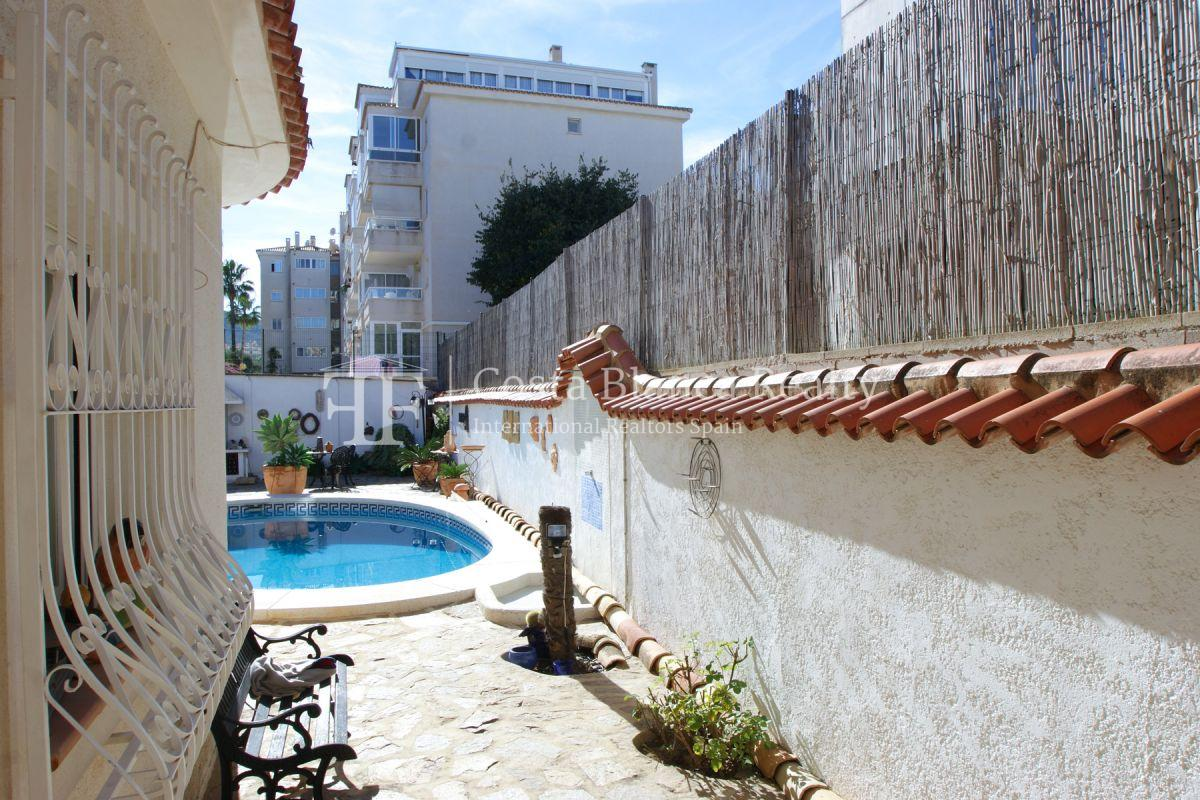 Well maintained end terraced house with private pool in Albir - 28 - JOFi266
