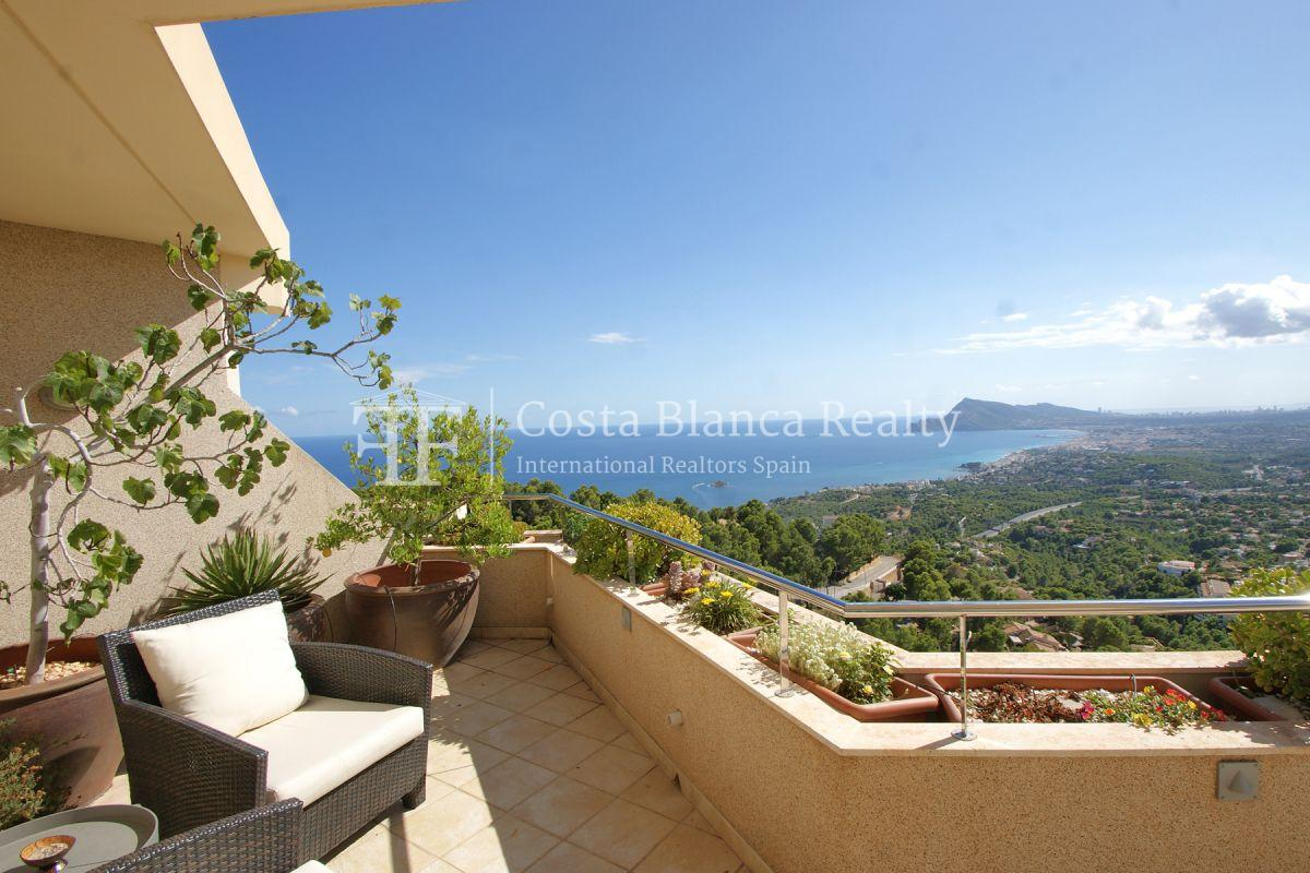 Duplex penthouse apartment for sale in Villa Marina Golf Altea - 6 - CHFi803
