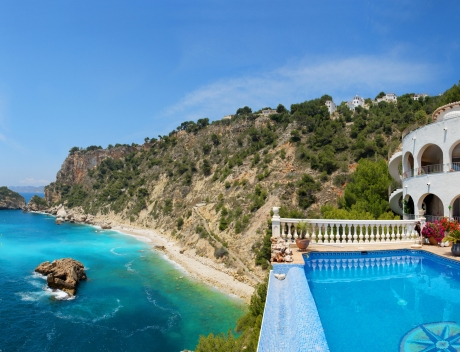 CHFi722: Exceptional luxury villa in firstline to the sea in Javea - Main
