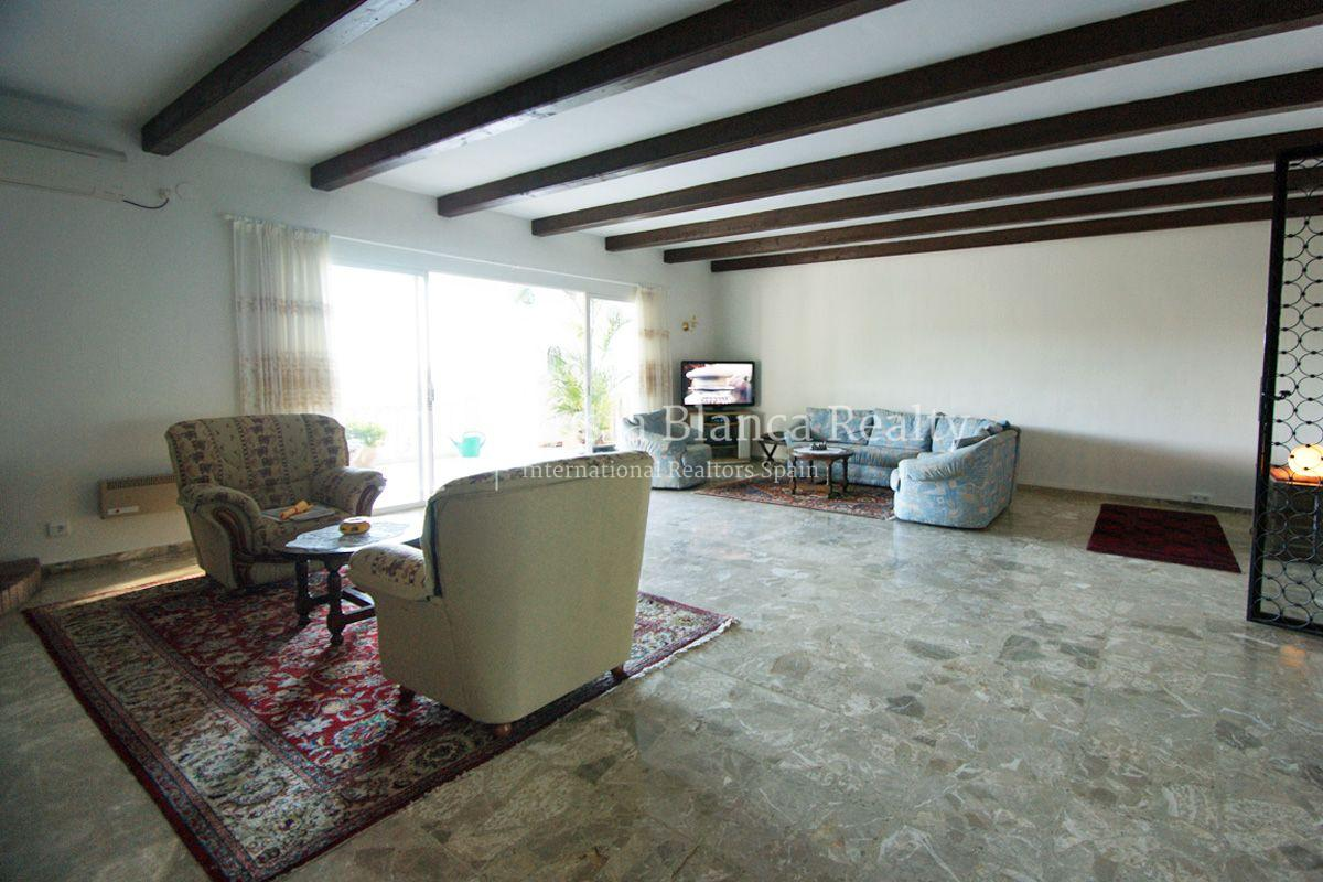 Large house with great sea views and 5000m2 of land, Altea, Alhama Springs - 35 - CHFi509