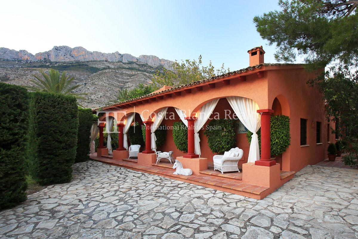 Exceptional property surrounded by a beautiful landscaped garden, Sierra de Altea - 22 - CHFi533