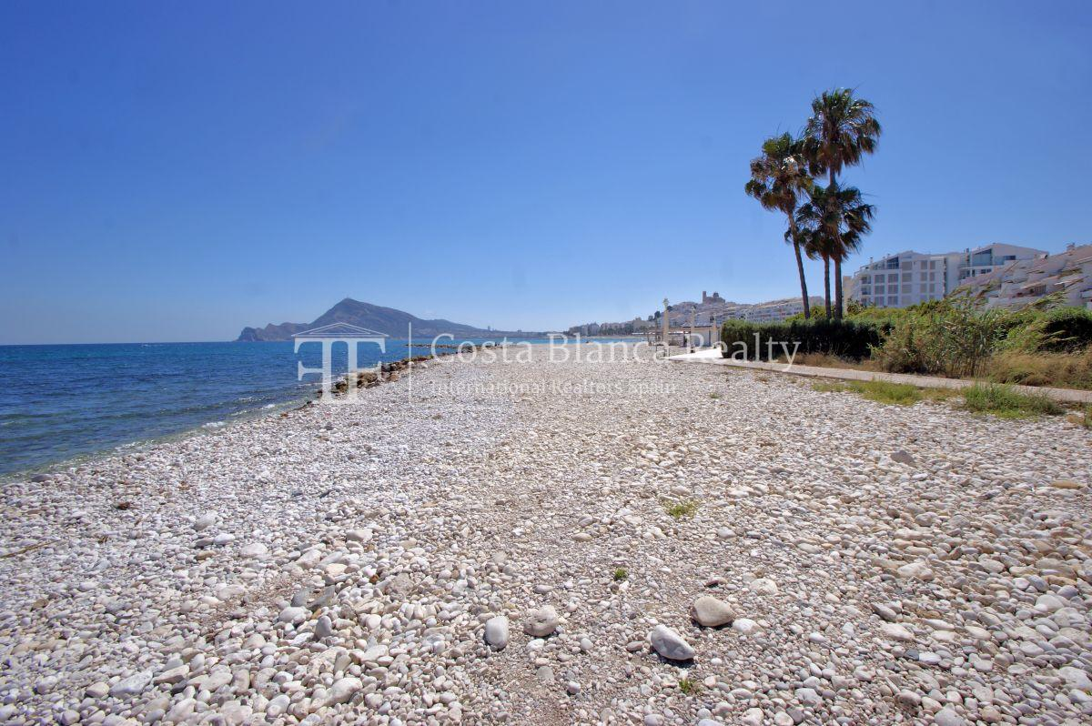 Apartment on the seafront in the center of Altea (with access to Playa Espigo) - 29 - CHFi824