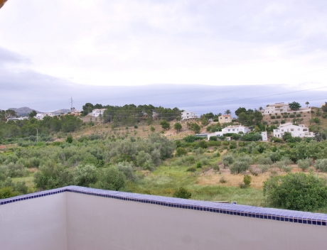 CHFi822: Cozy and nice apartment in Altea la Vella - Main