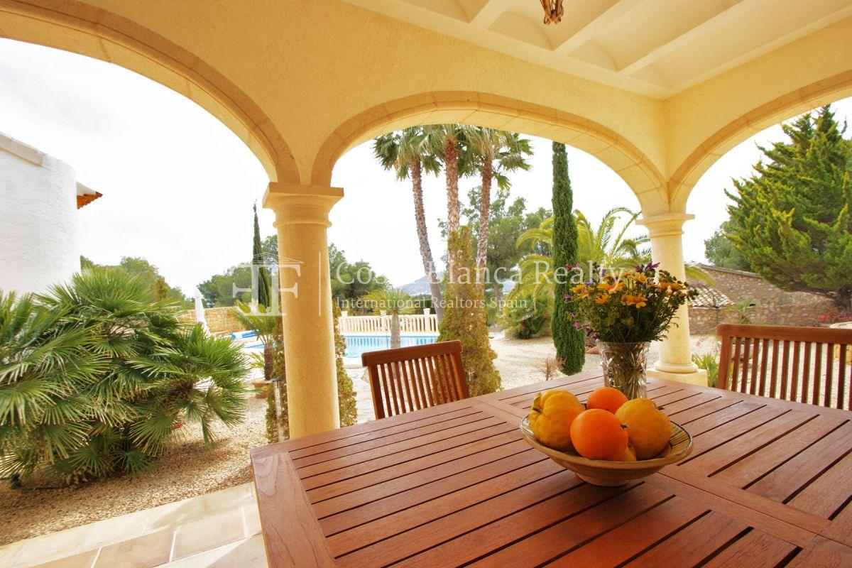 Great house for sale with separate guest house in Alfaz del pi, El Cautivador - 6 - CHFi120