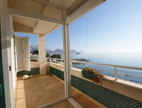 CHFi851: Penthouse for sale in Altea - Cap Negret - Main
