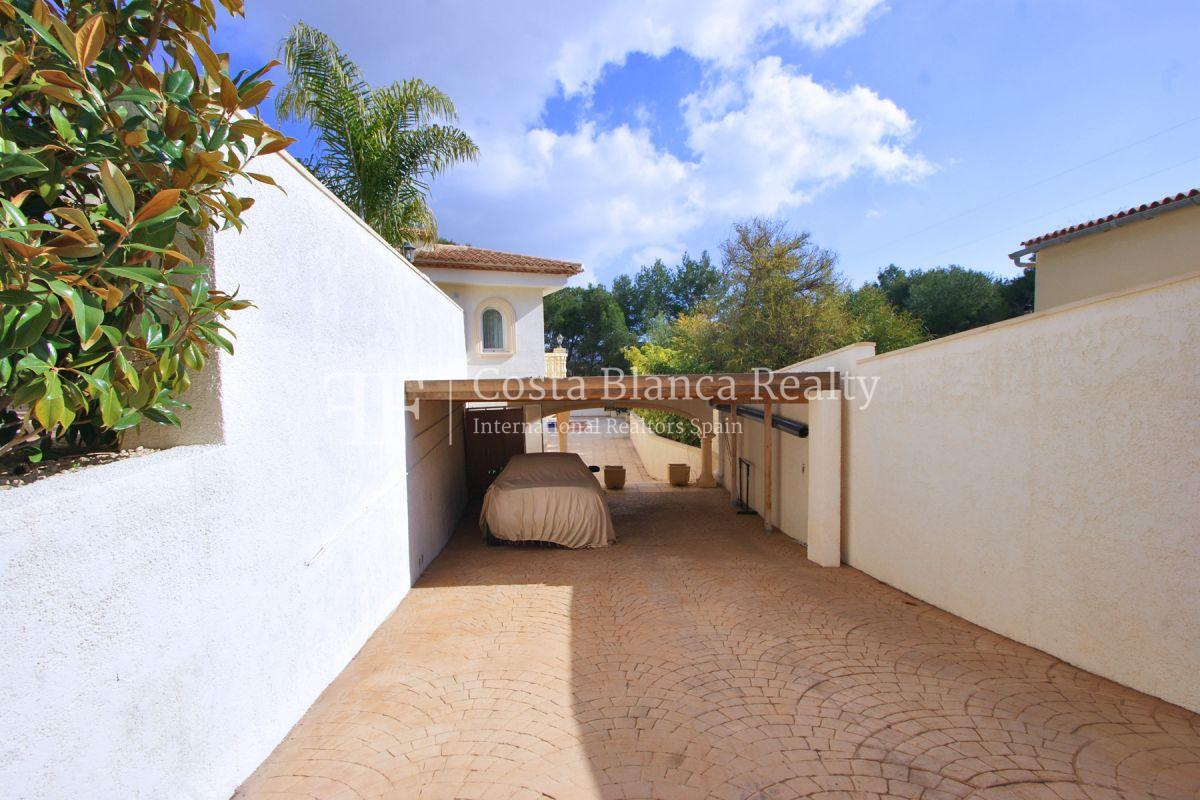 Charming renovated modern villa for sale in Benissa - 32 - CHFi795