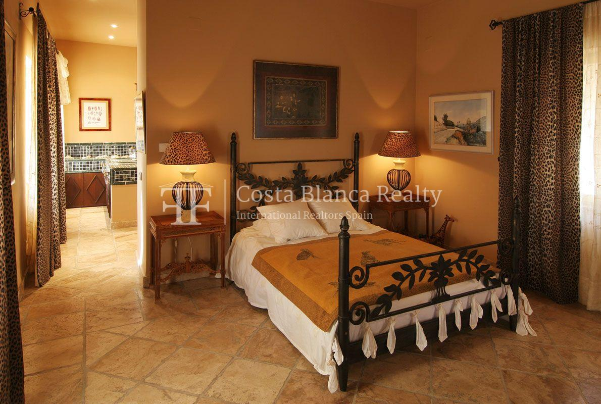 Beautiful villa in Roman style in Altea for sale, Sierra de Altea Golf - 24 - JOFi234
