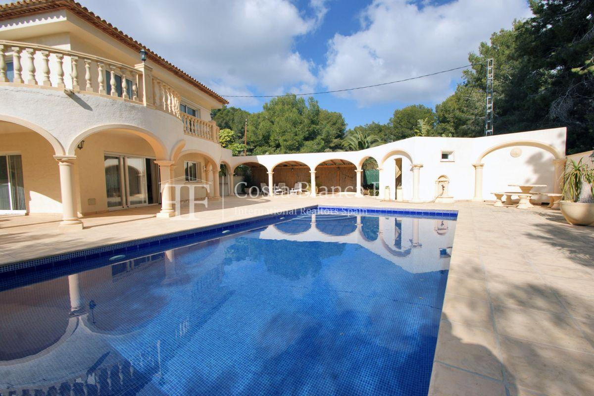 Charming renovated modern villa for sale in Benissa - 41 - CHFi795