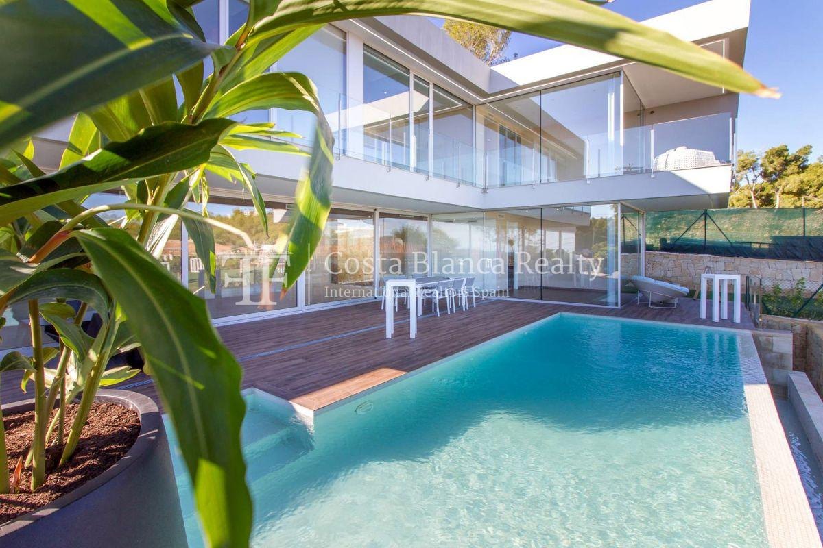 Modern villa in Benissa with sea views for sale, new building - 2 - CHFi788