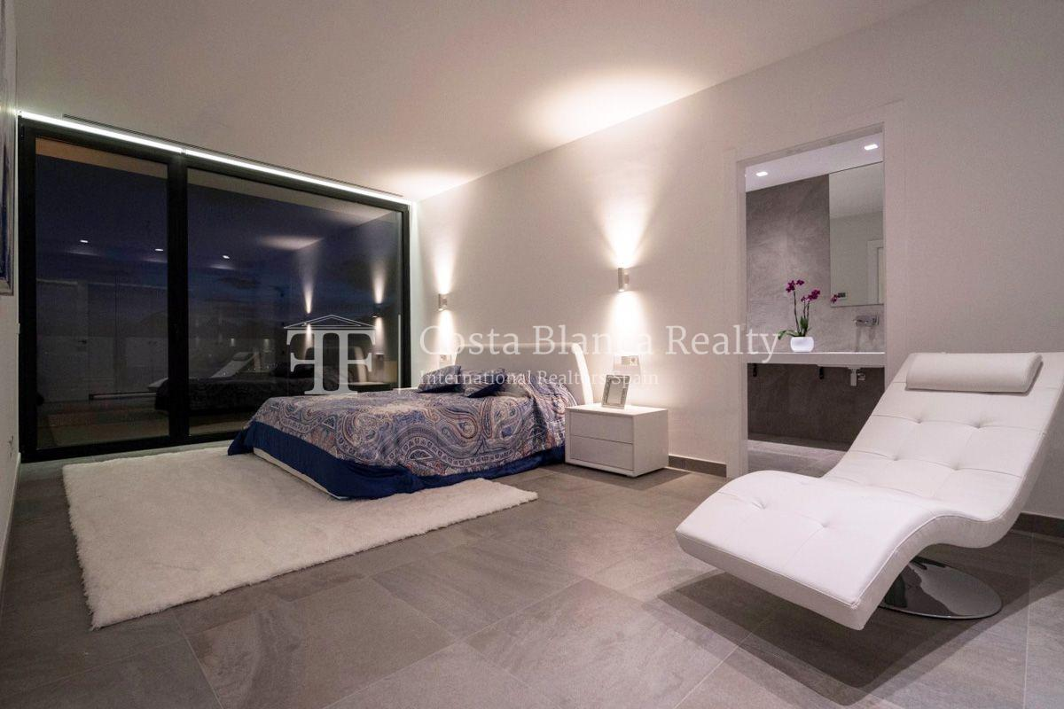 New luxury villa with exceptional sea view, Altea Hills - 13 - CHFi472