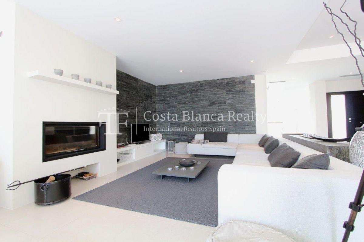 Luxury newly built villa at first line for sale, Calpe, El Tossal, Spain - 4 - CHFi512
