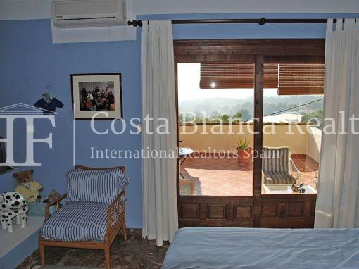 Cozy house with panoramic views of the sea, Sierra de Altea Golf - 20 - JOFi150