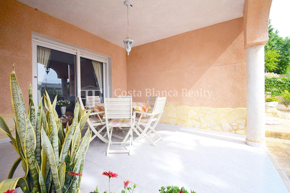 Beautifully renovated villa with sea views in Altea, Montahud - 28 - CHFi743