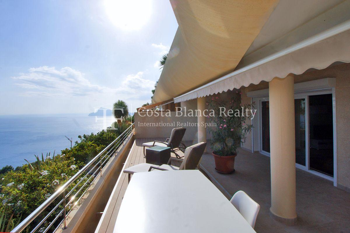 Modern apartment in Altea Hills with panoramic sea views for sale - 2 - CHFi756