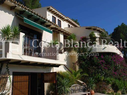Cozy house with panoramic views of the sea, Sierra de Altea Golf - 22 - JOFi150