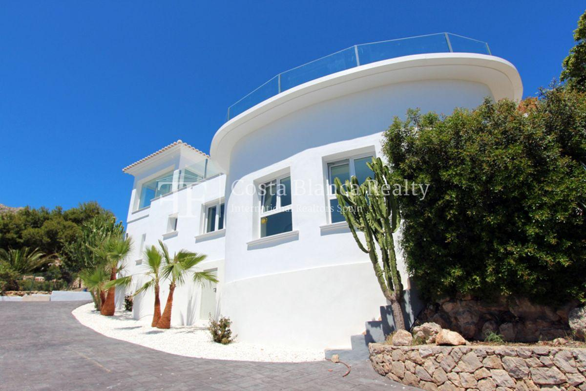 Modern villa with great views for sale in Altea Hills - 44 - CHFi820