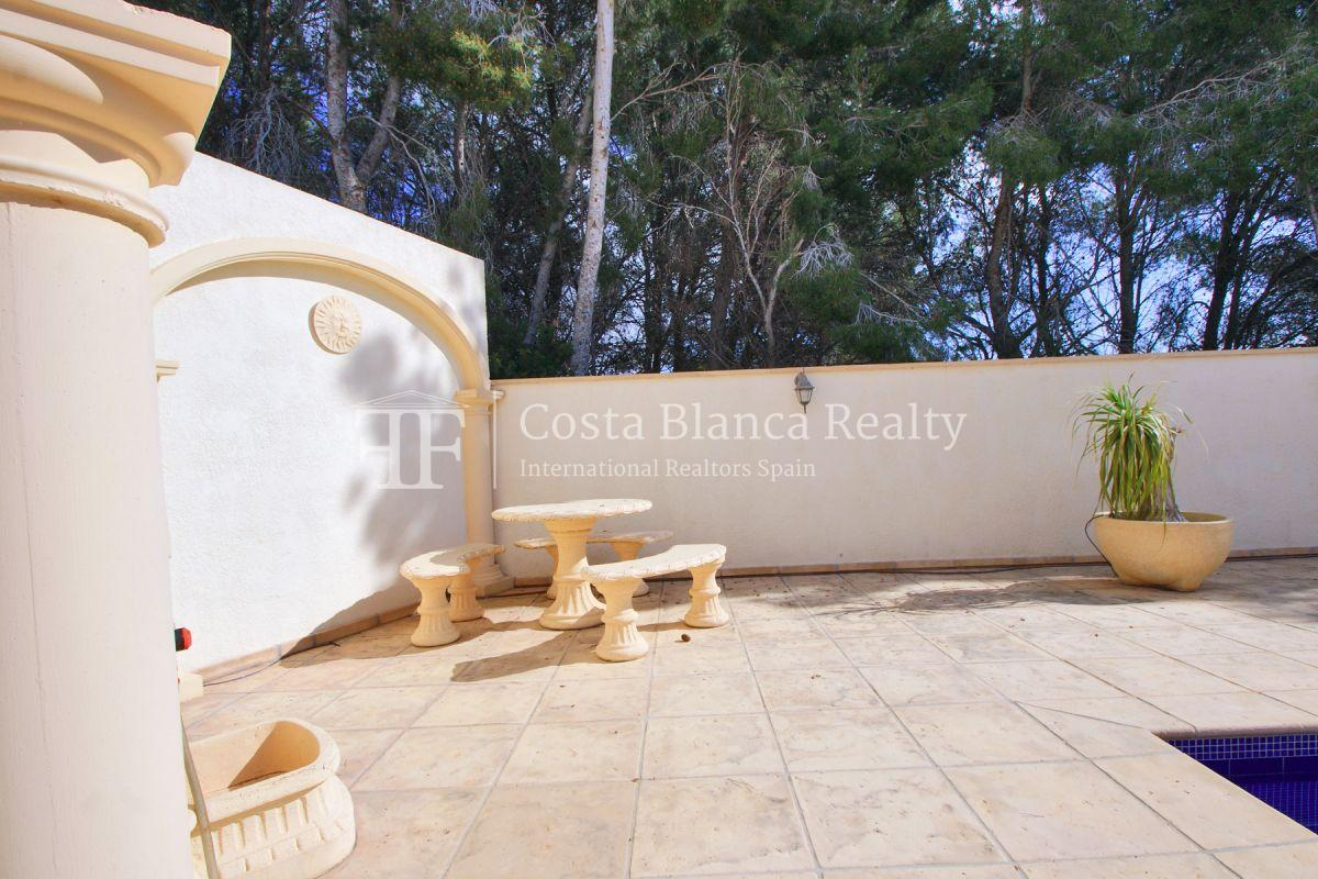 Charming renovated modern villa for sale in Benissa - 29 - CHFi795