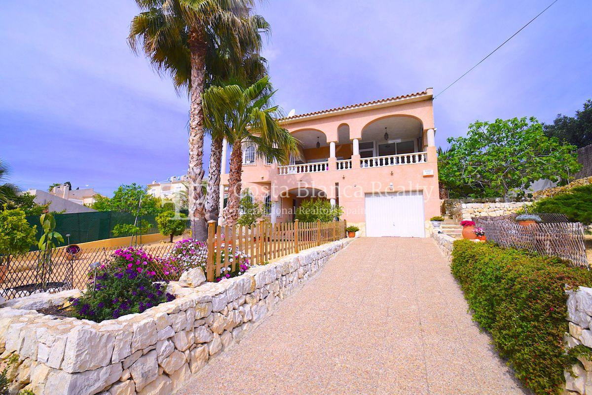 Beautifully renovated villa with sea views in Altea, Montahud - 27 - CHFi743