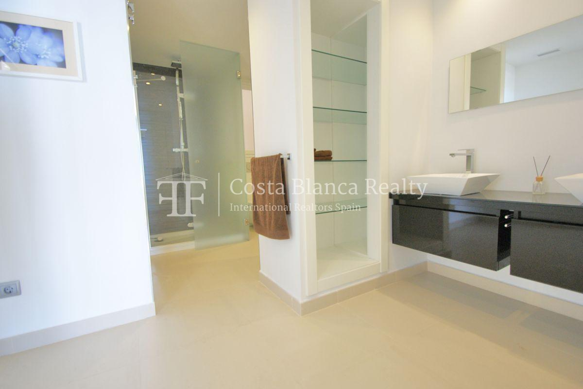 Nice modern apartment with fantastic sea views in Altea Hills for sale - 26 - CHFi828