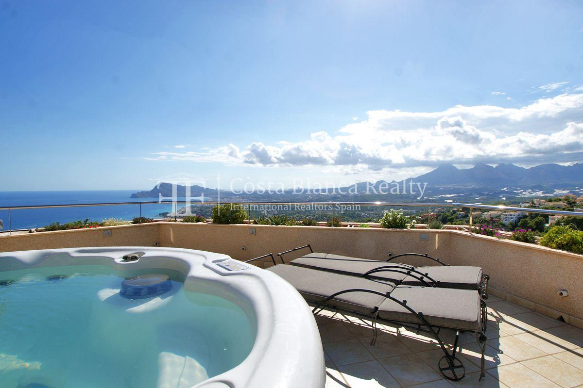 Duplex penthouse apartment for sale in Villa Marina Golf Altea - 8 - CHFi803
