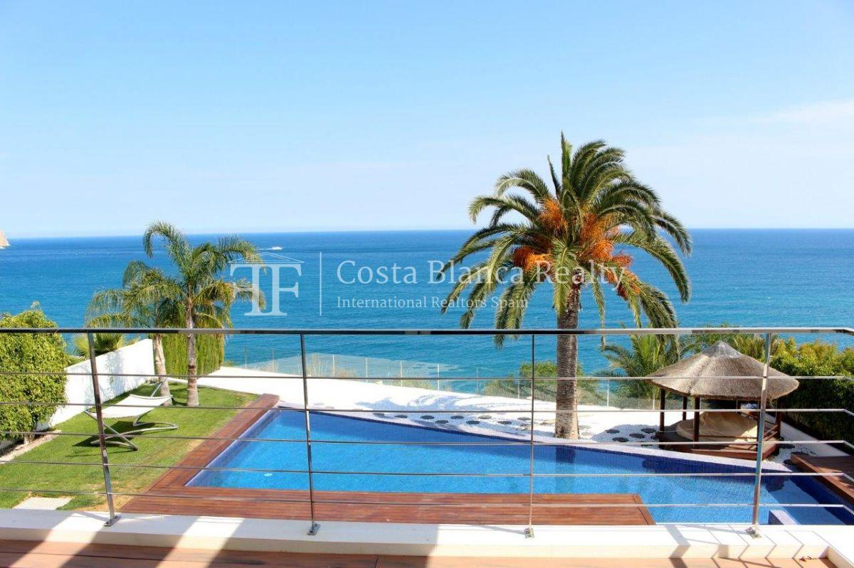 Luxury newly built villa at first line for sale, Calpe, El Tossal, Spain - 19 - CHFi512