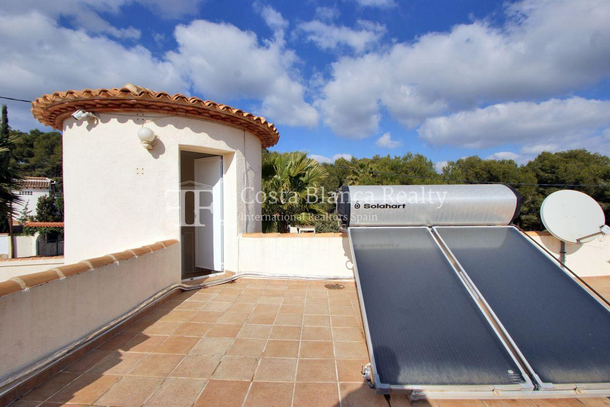 Charming renovated modern villa for sale in Benissa - 23 - CHFi795