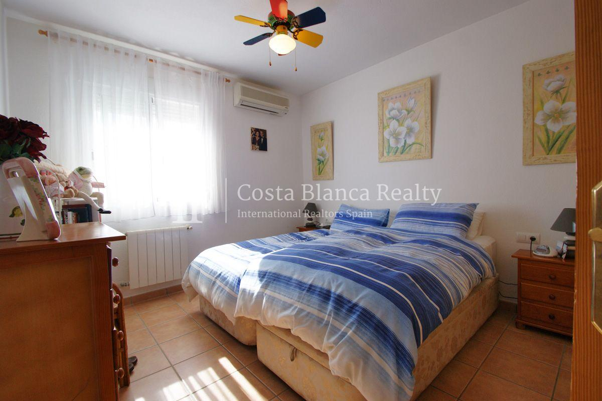 Large house in very good condition with partial sea view for sale in Bello Horizonte, La Nucia - 17 - FPAS104