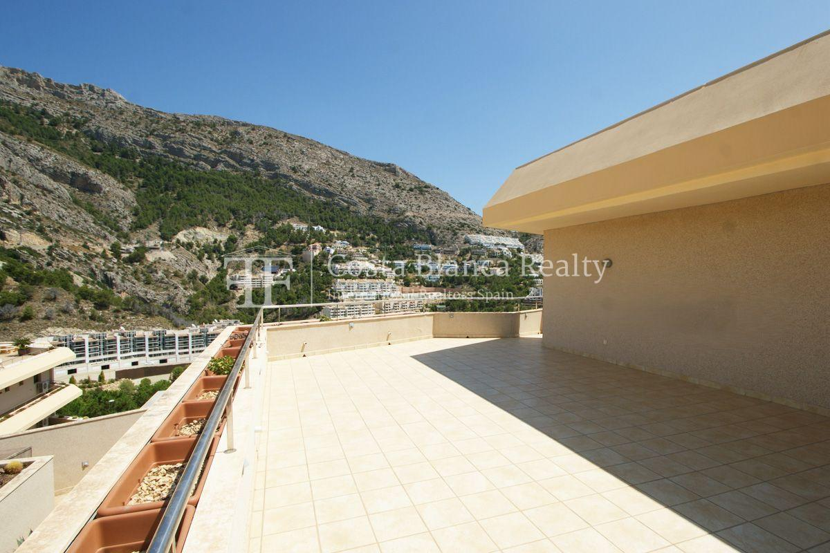 Duplex Penthouse Apartment for sale with great sea views in Altea, Villa Marina Golf - 26 - CHFi653