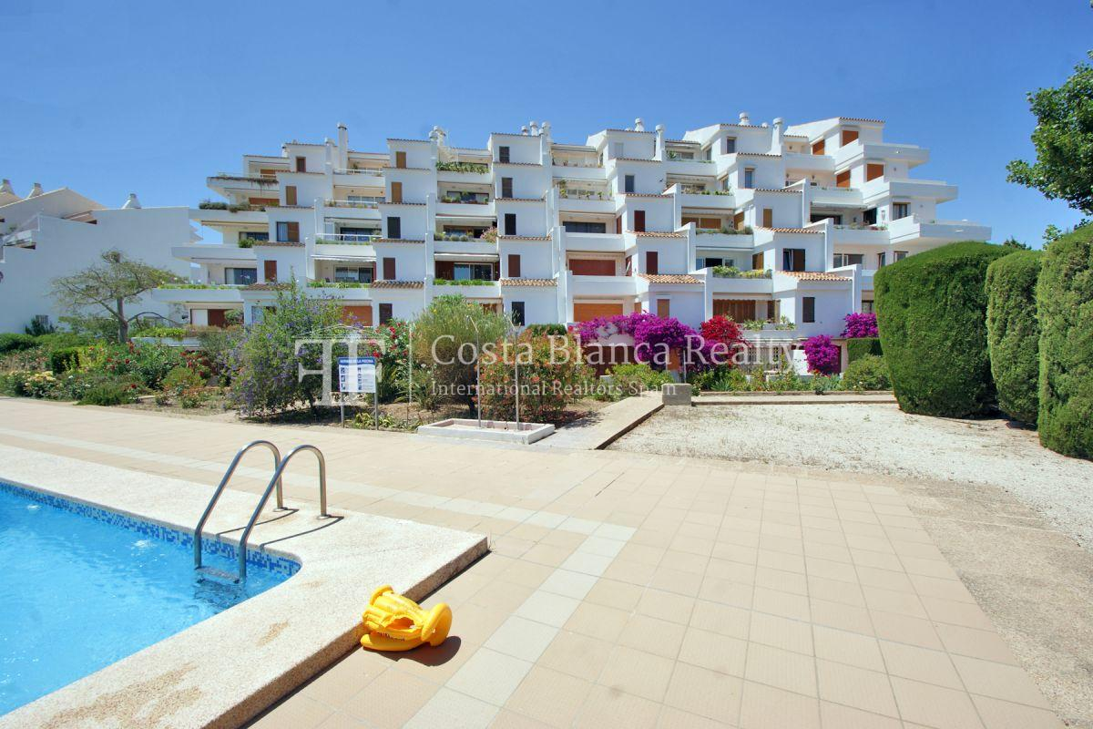 Apartment on the seafront in the center of Altea (with access to Playa Espigo) - 22 - CHFi824