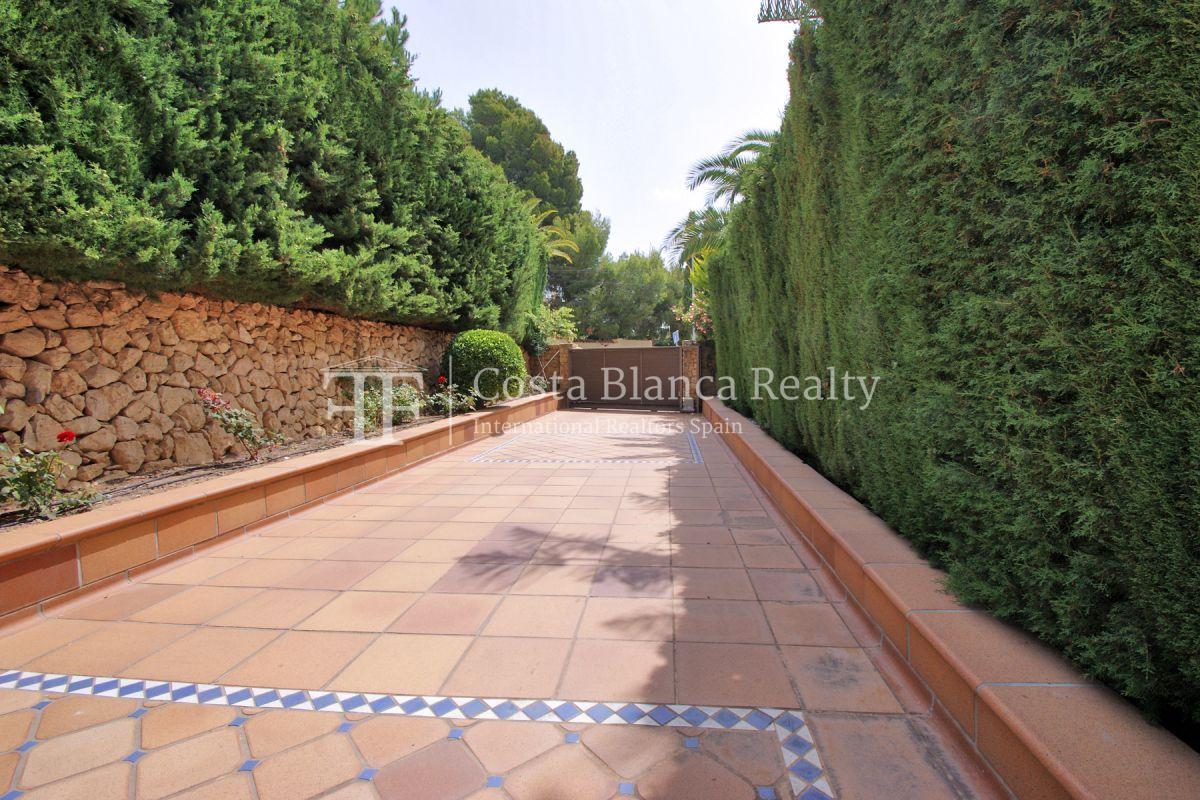 Magnificent luxury villa with extra building plot in the Sierra de Altea for sale - 55 - CHFi826