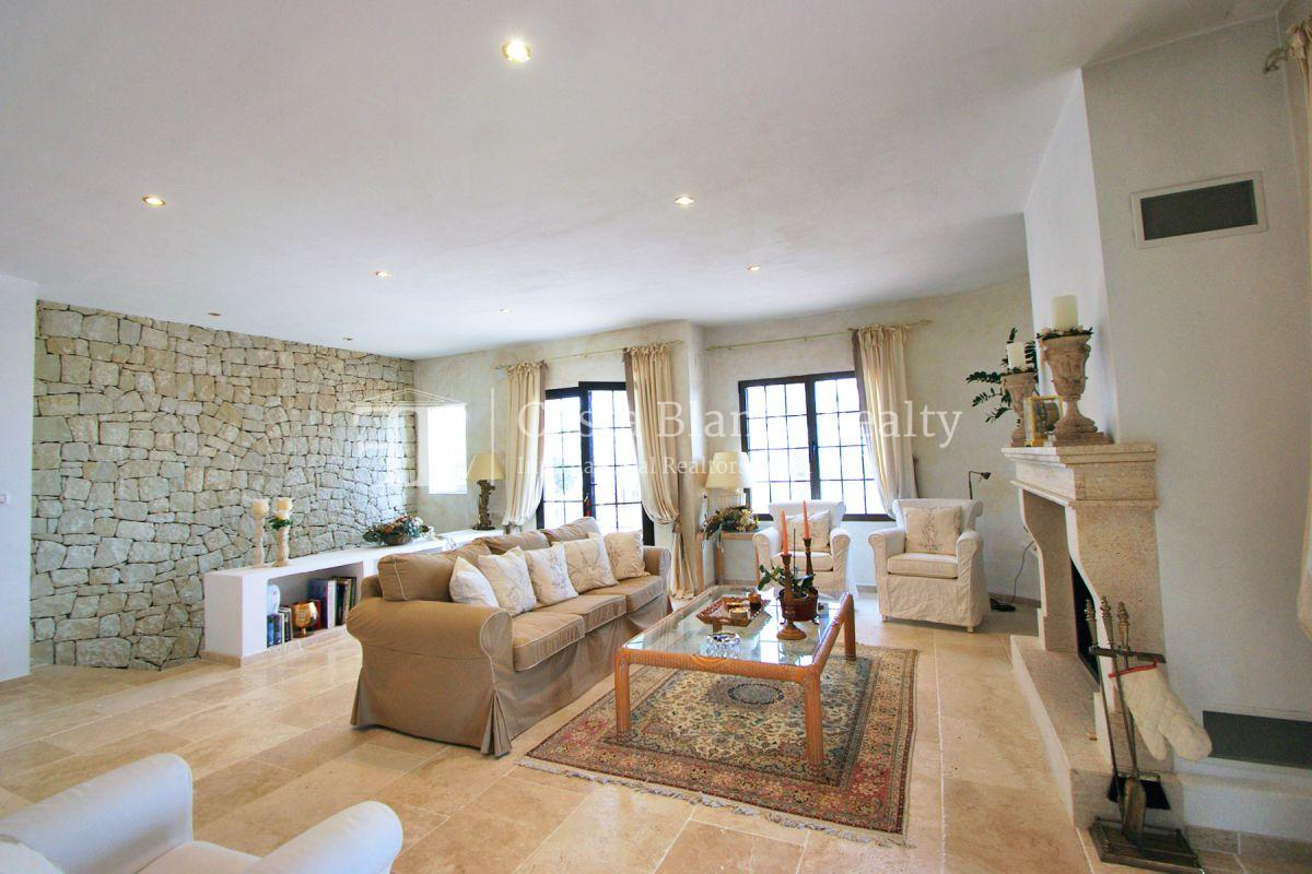 Great modern finca with panoramic sea views in Benissa - 18 - CHFi501