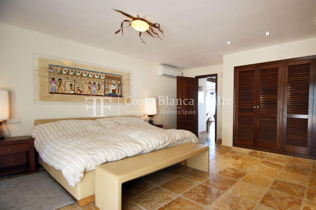 Duplex Penthouse Apartment for sale with great sea views in Altea, Villa Marina Golf - 12 - CHFi653