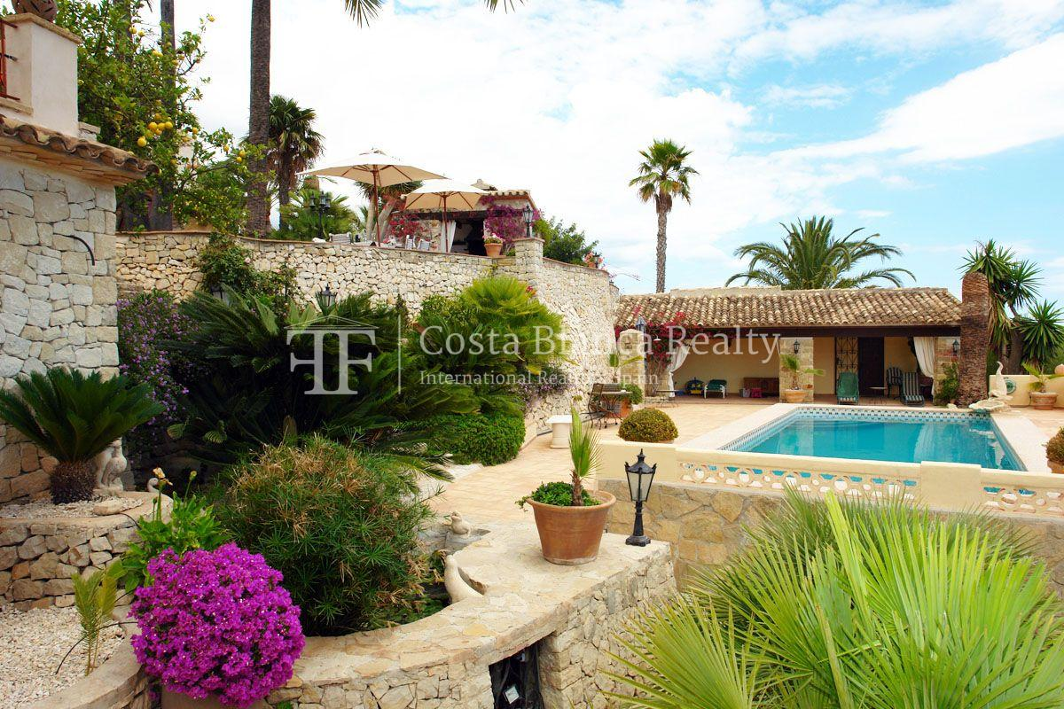 Great modern finca with panoramic sea views in Benissa - 52 - CHFi501