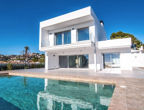 CHFi817: Top Luxury new build villa near the beach of Moraira - Main