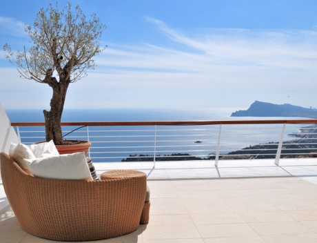 CHFi834: Modern apartment for sale Altea Hills - Orquideas - Main